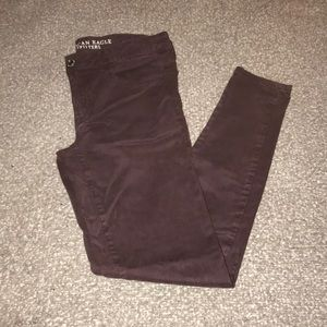 Women's American Eagle Super Stretch Jeggings